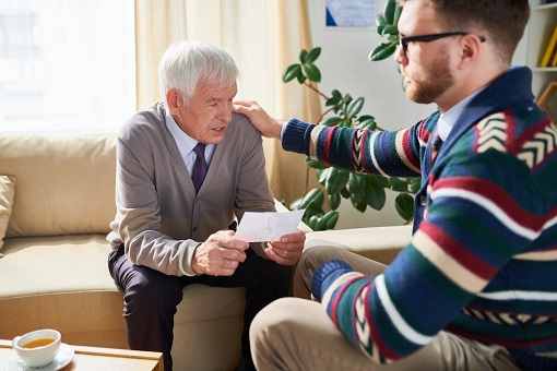 How to Help Your Elderly Loved One With Depression